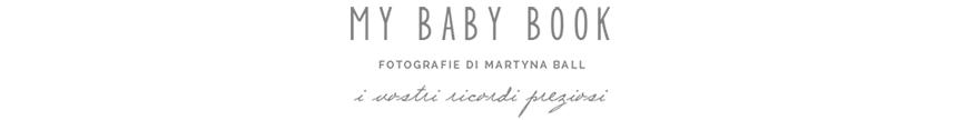 Martyna Ball: fotografo bambini roma logo