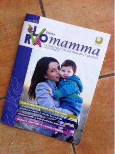 Valore Mamma - Copertina e intervista